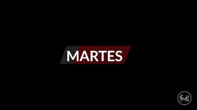 NUTRICIÓN - MARZO 2021 - MARTES