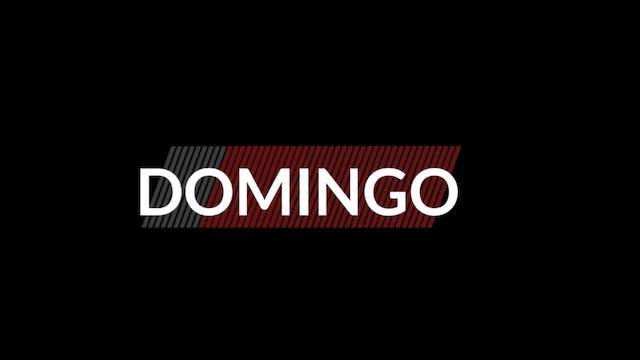 NUTRICIÓN - MAYO 2021 - DOMINGO