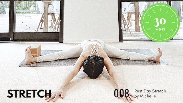 ep.8 Rest Day Stretch For All Levels