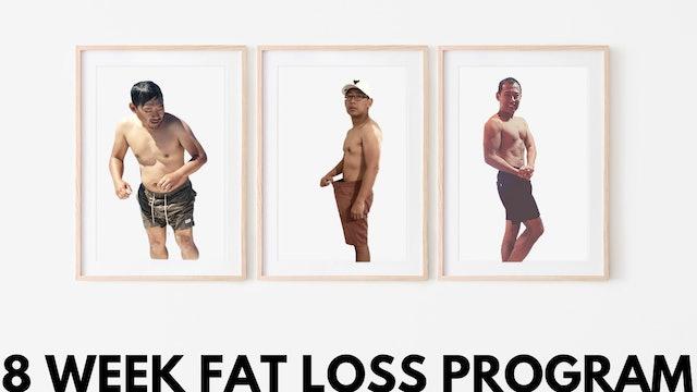 8 week fat loss program - Trailer