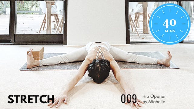 ep.9 Hip Opener Stretch Routine - 43 ...