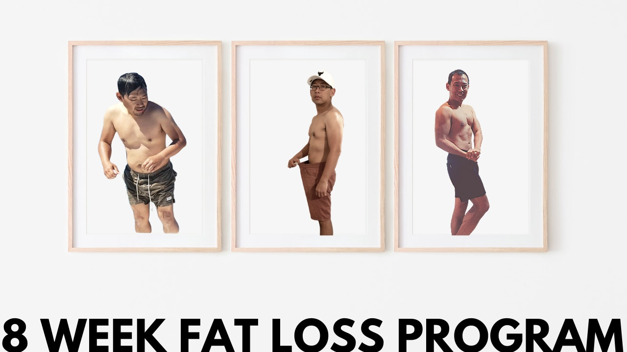 8 Week Fat Loss Program