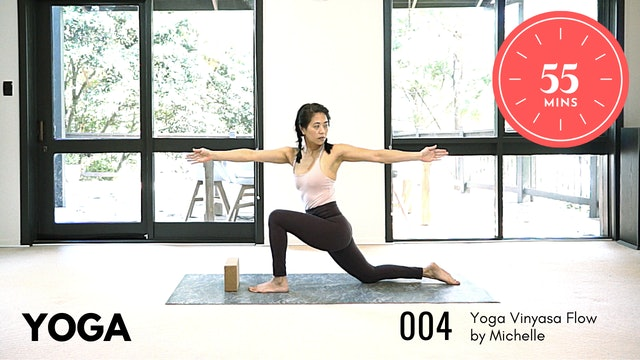 Yoga ep.4 Hard 55 Minute Routine