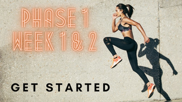 ep.3 - Get started with Phase #1. Week 1 & 2