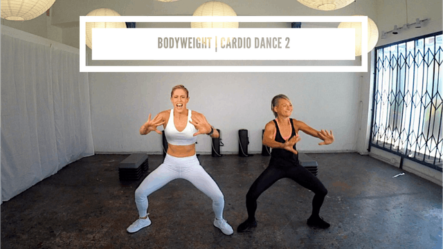 Bodyweight | Cardio Dance 2