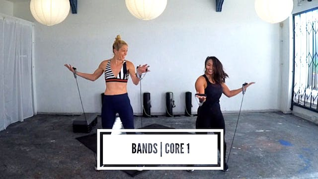 Bands | Core 1