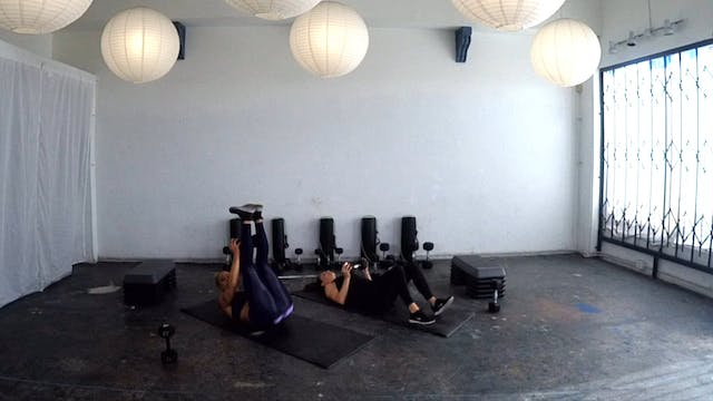 Dumbbells | Core 1