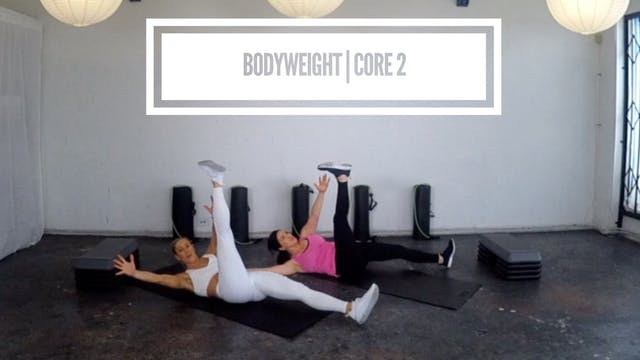 Bodyweight | Core 2