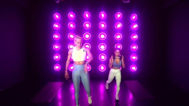 Weights + Cardio Craze | Workout 3