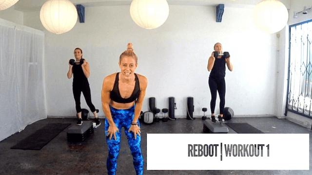REBOOT | Workout 1