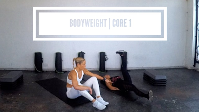 Bodyweight | Core 1