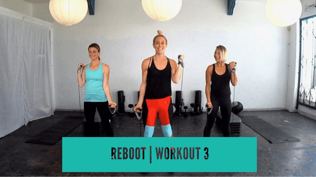 REBOOT | Workout 3