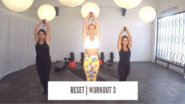 RESET | Workout 3