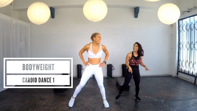 Bodyweight | Cardio Dance 1