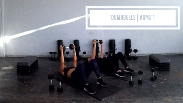 Dumbbells | Arms 1