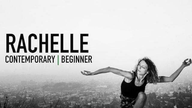 Wednesday 10am PT: Contemporary Class with Rachelle Rafailedes