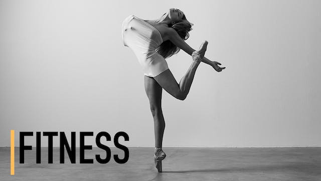 Intermediate | Balletletics 3 with Ni...