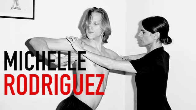 Physical Therapy: Michelle Rodriguez | Hip Mobilization