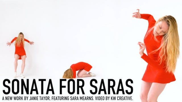 Sonata for Saras
