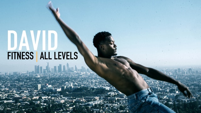 Cardio Dance Workout 5 with David Adrian Freeland Jr.