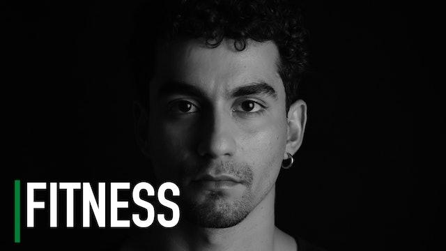 Beginner | Neck & Back Stretch with Vinicius Silva