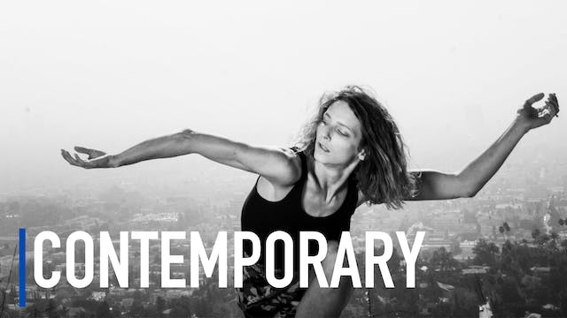 Intermediate | Contemporary Class 2 w...