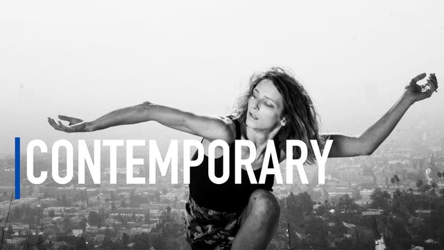 Intermediate | Contemporary Class 4 w...