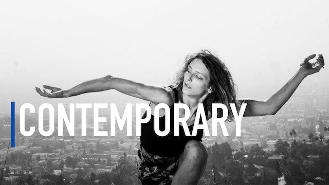 Intermediate | Contemporary Class 2 with Rachelle Rafailedes