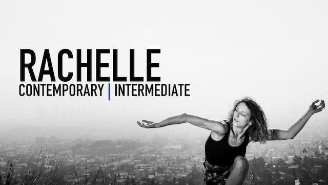 Contemporary Class 14 with Rachelle R...