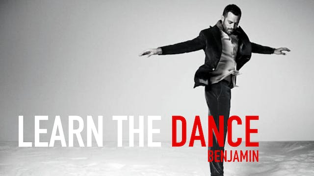 Learn the Dance with Benjamin Millepied