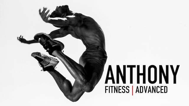 Fitness Class 1 with Anthony Lee Bryant