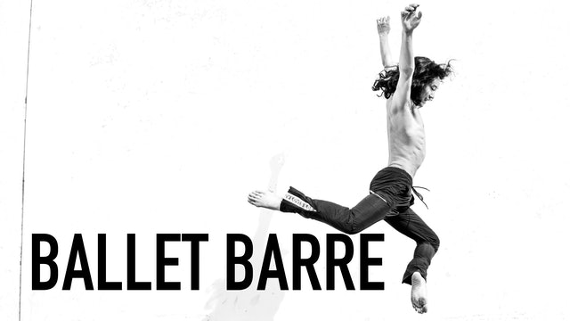 Ballet Barre 8 with Shu Kinouchi