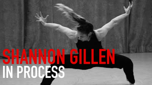 In Process: Shannon Gillen