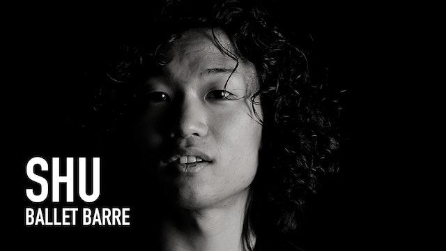 Ballet Barre 9 with Shu Kinouchi