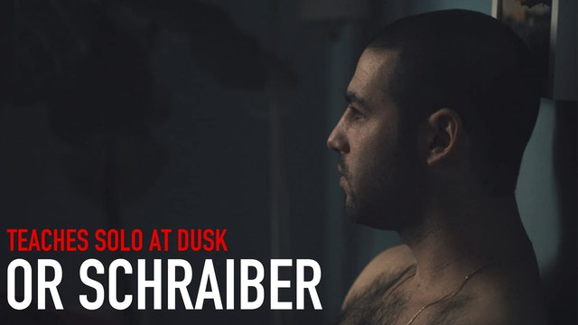 """Guest Class with Or Schraiber 