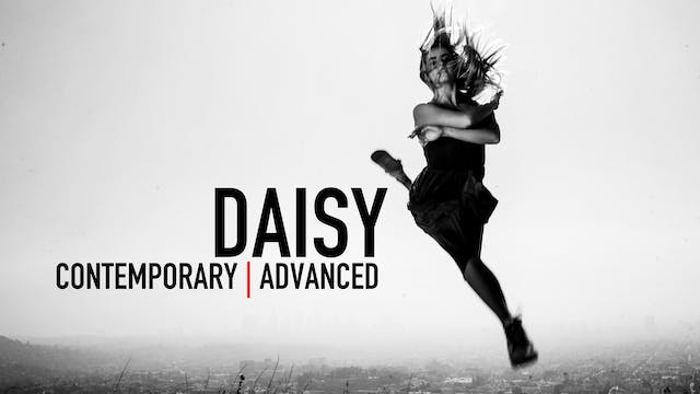 Contemporary Class 19 with Daisy Jaco...