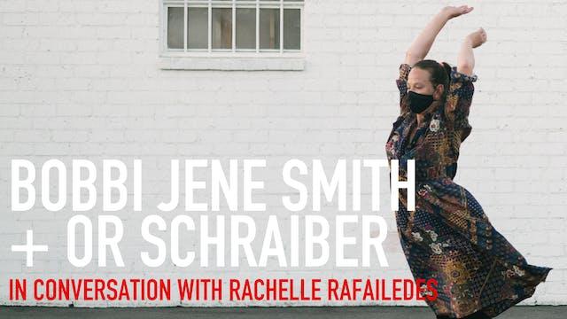 In Conversation: Bobbi Jene Smith & Or Schraiber