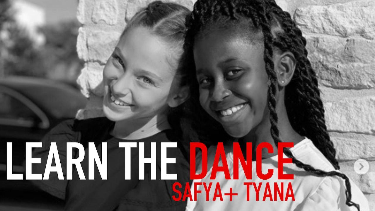Safya and Tyana | Learn the Dance