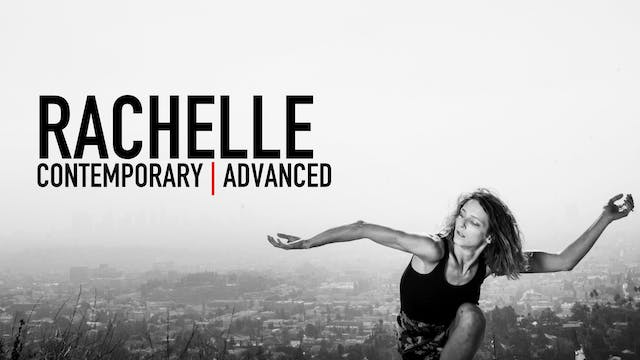 Contemporary Class 20 with Rachelle R...