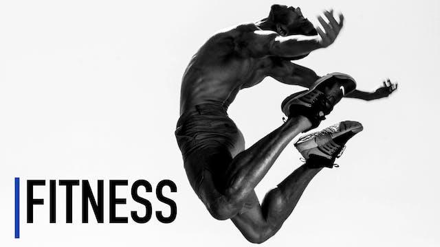 Intermediate | Aerobic Dance Workout ...