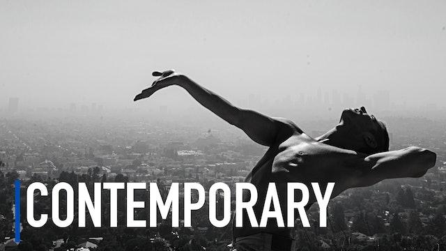Intermediate | Contemporary Class 5 with Doug Baum