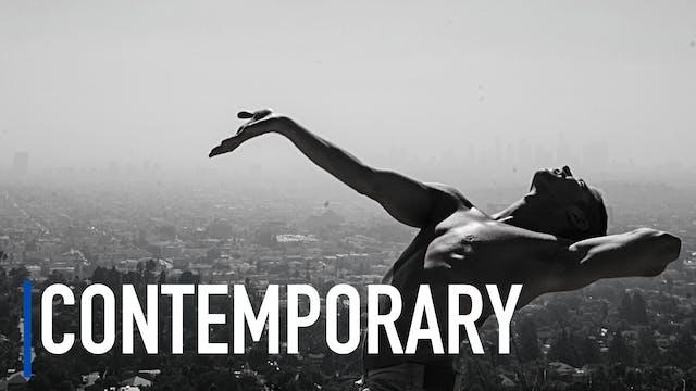 Intermediate | Contemporary Class 5 w...