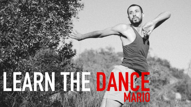 Learn the Dance 7 with Mario Gonzalez