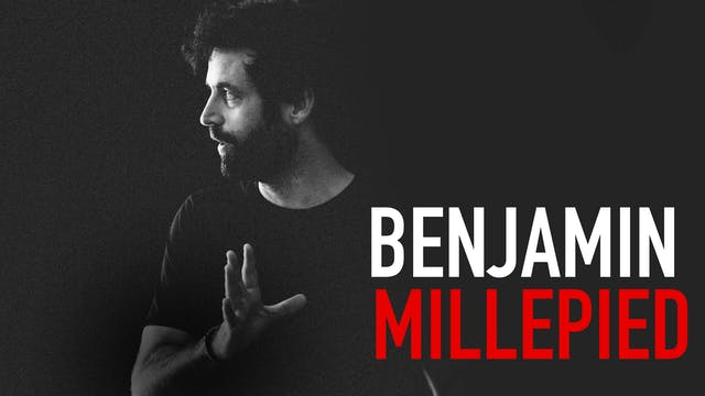 Masterclass with Benjamin Millepied |...