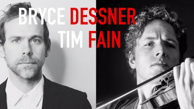 Special Musical Performance: Tim Fain