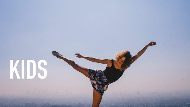 Kids | Movement Class with Rachelle Rafailedes