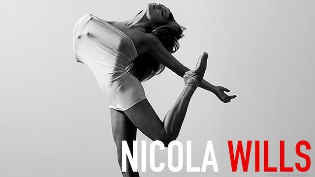 Planking Challenge with Nicola Wills