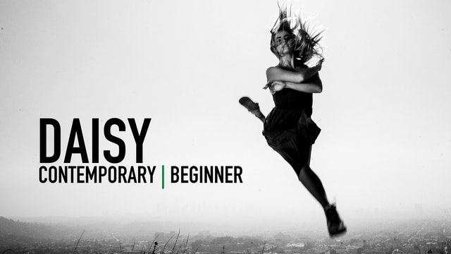 Contemporary Class 10 with Daisy Jacobson