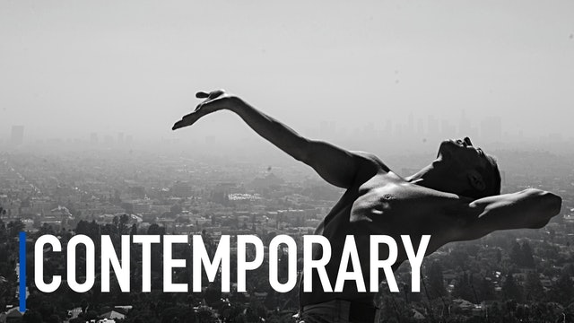 Intermediate | Contemporary Class 8 with Doug Baum