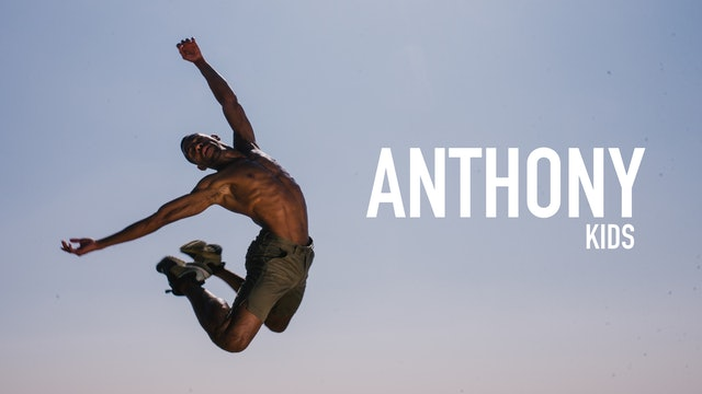 Learn a Fun Dance 2 with Anthony Lee Bryant